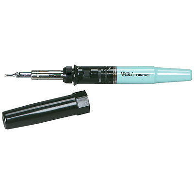Weller WPA2 Pyropen Professional Cordless Butane Soldering Iron Kit