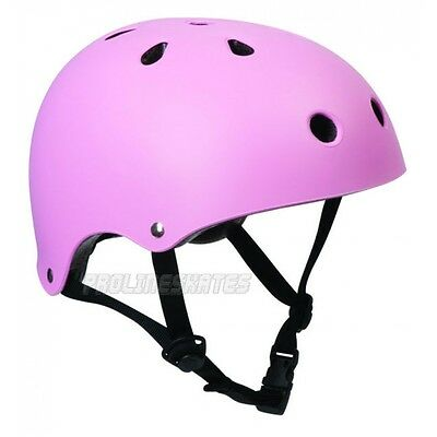SFR Girls Pink Skate Helmet Small -Medium, for Skate Scooter or BMX