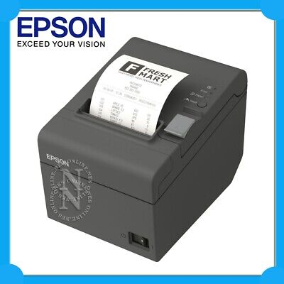 EPSON TM-T20 USB POS THERMAL RECEIPT PRINTER (Includes PSU & IEC cable) CB10041