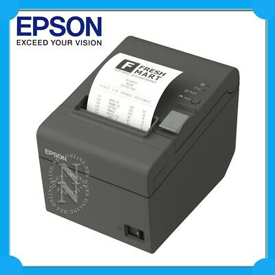EPSON TM-T20 POS Thermal Receipt Printer built-in Serial Port (PN:C31CB10051)
