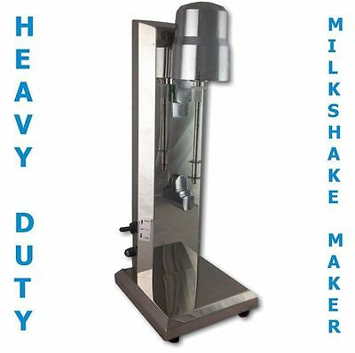 Deaken Commercial Stainless Steel Milkshake Maker NEW