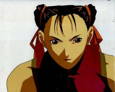 Anime Cel Street Fighter #43