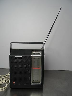 Vintage Radio 70's - Kleines National Panasonic RF-689B Kofferradio AM-FM ~80er
