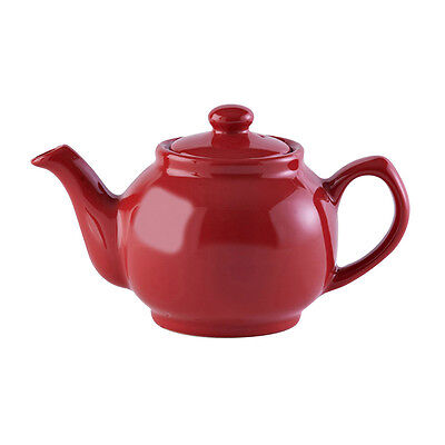 Price & Kensington Brights Red 2 Cup Teapot
