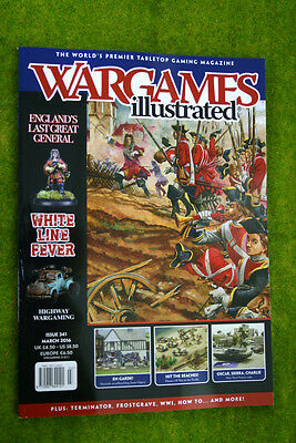 Wargames Illustrated Issue 341 March 2016 Magazine