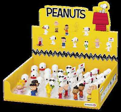 Schleich 22013 Snoopy Peanuts Complete Box 36 Pieces