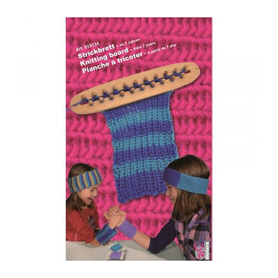 Dieters 19134 Knitting board Knitting machine for Beginners from 7 years NEW #