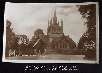 Old Postcard of Whippingham Church