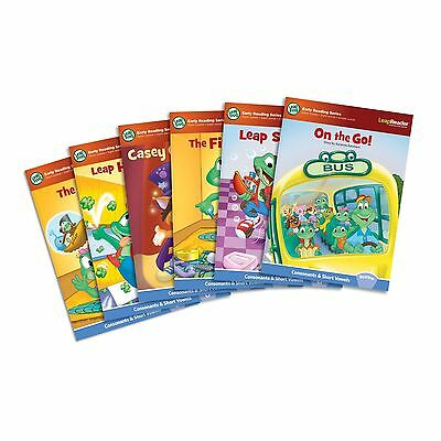 LeapFrog LeapReader Learn to Read Volume 1 (works with Tag) New