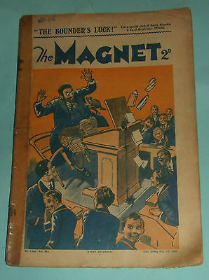 Frank Richards Magazine - The Magnet # 1264 w/e May 7th, 1932.