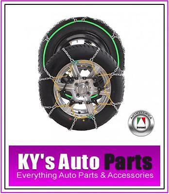 New Snowchains For 14Inch For Sedan Coupe And Hacthback Ca50