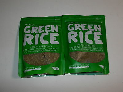 1kg FORBIDDEN Green Rice ( Gluten Free - Flavour Rich ) An Everyday Superfood • AUD 17.80