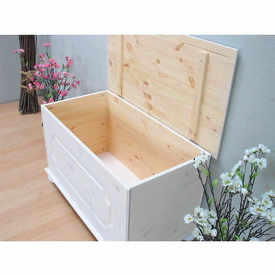 truhe holzkiste holztruhe kiste box holzbox blumen. Black Bedroom Furniture Sets. Home Design Ideas