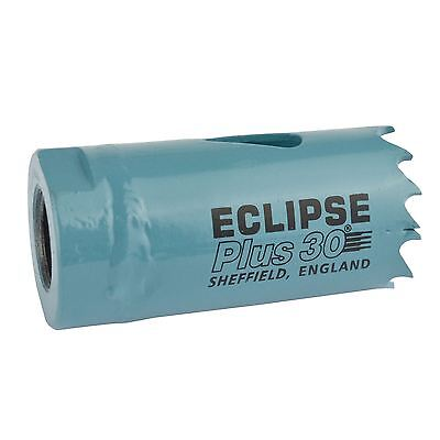 "25mm / 1"" Eclipse HSS Holesaw Bi-Metal Blade Cutter Drill Cuts Steel / Iron et"