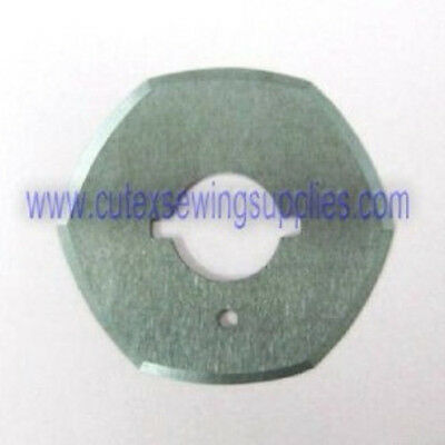 """2"""" Hexagonal Replacement Blade for Jiasew CS1-1 Handheld Electric Rotary Cutter"""