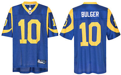 NFL Football Trikot Jersey ST. LOUIS  LOS ANGELES RAMS Marc Bulger 10 throwback