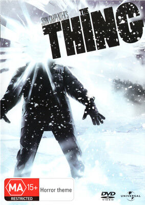 The Thing (1982) Collector's Edition - Horror DVD R4 New!