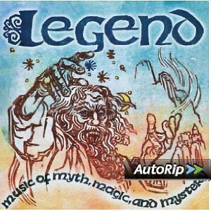 Legend Music Of Myth Magic And Mistery  -2Cd