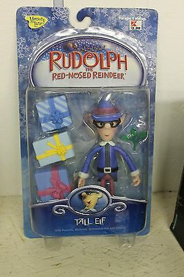 """Rudolph the Red Nose Reindeer """"Tall Elf"""" Figure"""