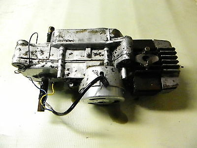 78 Garelli Super Sport XL Eureka Flex moped engine motor