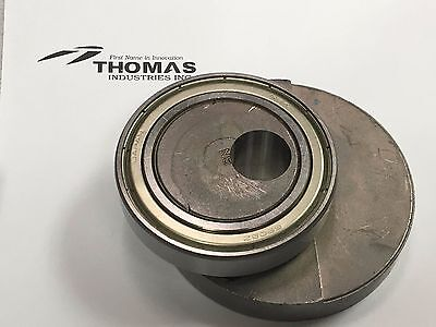 Thomas Industries Oil Less Recovery Compressor Eccentric & Bearing Part# 667210