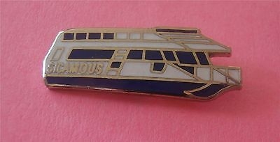 Sisamous Ferry BC Lapel Pin