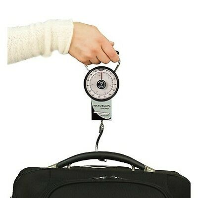 Stop & Lock Luggage Scale With Tape Measure / Same Day World Wide Shipping!
