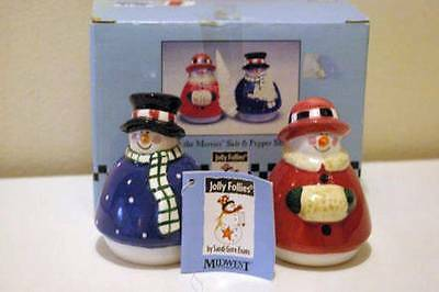 Midwest of Canyon Falls 2000 Jolly Follies Smores The Merrier S & P Shakers