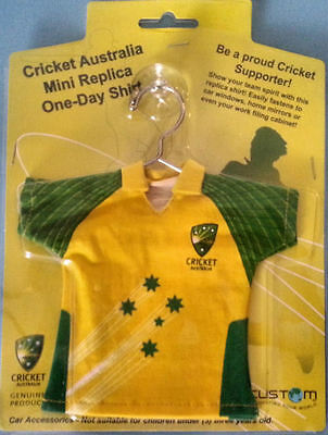Cricket Australia Mini Replica One Day Shirt    FREE SHIPPING