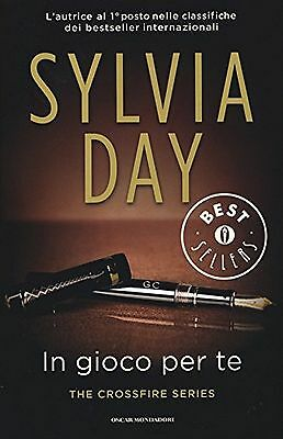 LIBRO In gioco per te. The crossfire series: 4. Sylvia Day