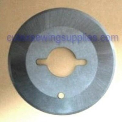 Round Blade For Eastman Chickadee D2 Rotary Cutter #R80C1-147 - Germany Knife