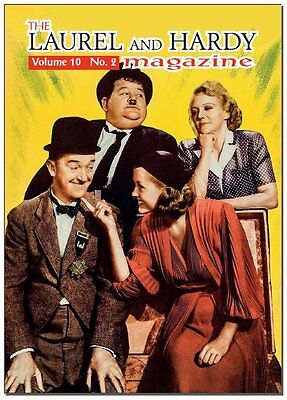 Laurel & and Hardy Magazine  A4  Vol.10 No.2  AUTUMN 2016 LARGE FORMAT