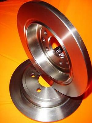 Holden HQ HJ HX HZ WB Rear RDA Disc Brake Rotors NEW PAIR with WARRANTY