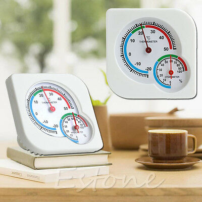 New Digital Indoor/Outdoor Thermometer Hygrometer Temperature Humidity Meter A7