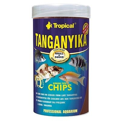 Tropical Tanganyika Chips - Cichlidenfutter