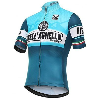 2016 GIRO D'ITALIA STAGE 19 Cycling Jersey: COLLE DELL'AGNELLO by Santini