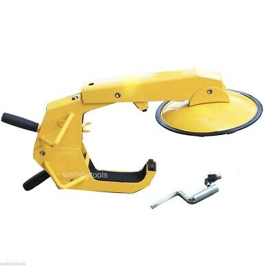 Car Tire Claw ATV RV Wheel Clamp Boat Truck Trailer Lock Anti Theft Parking Boot