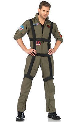Top Gun Paratrooper Military Adult Costume