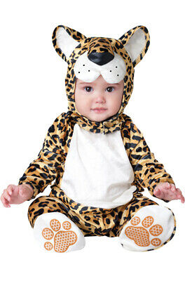 Leapin' Leopard Infant/Toddler Halloween Costume