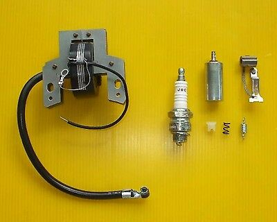 Wolseley Merry Tiller Ignition Coil Kit Points Type