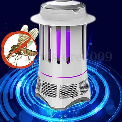 UV Mosquito Bug Zapper Fly Pest Bug Insect Moth Killer Control Catcher Trap Lamp