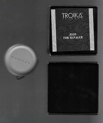 United Airlines Yoyo By Troika Of Germany Stainless Steel For The Manager Boxed