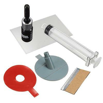 Windshield Repair Tool DIY Car Auto Kit Glass For Chip & Crack Useful