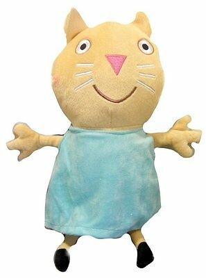 """10"""" Peppa Pig Soft Toy - Candy Cat (PL118)"""