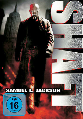 Dvd * Shaft | Samuel L. Jackson , Vanessa L. Williams # Neu Ovp