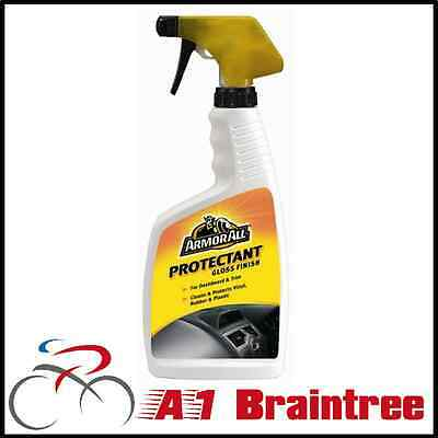 Armorall Protectant 500Ml Interior Gloss Finish Dashboard And Trim Clean Protect