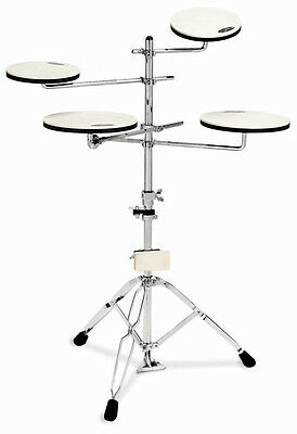 DW Drum Workshop Go Anywhere 5-Pc Practice Pad Drums w/Stand