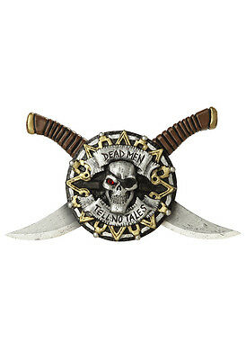 Pirate Dagger Belt Costume Accessory