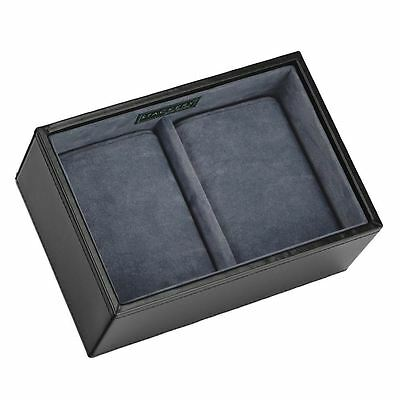 Stackers by LC Designs Gents Exec Black Deep Watch Tray