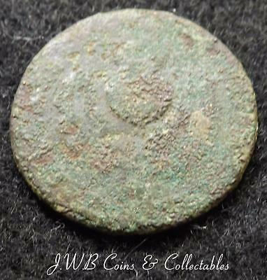 1670'S Scotland Charles II Copper Bodle Coin